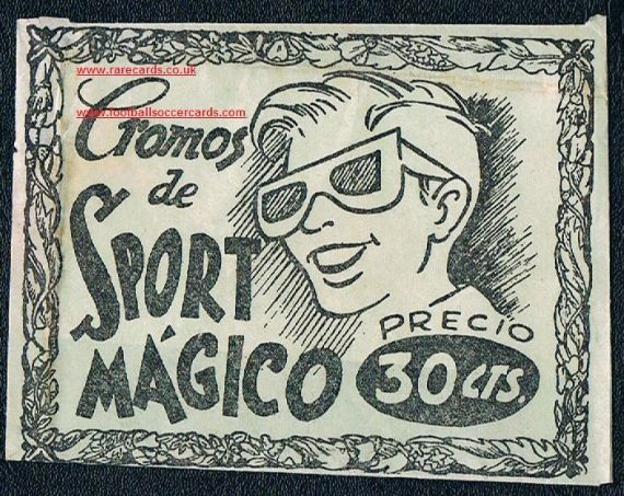 1953 Fher Sport Magico with stickers!